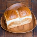 全粒粉20%使用。栄養価が高くもちっりしたパン。全粒粉初心者にお勧め。